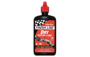 Lubrifiant Téflon Dry 120 ml FINISH LINE