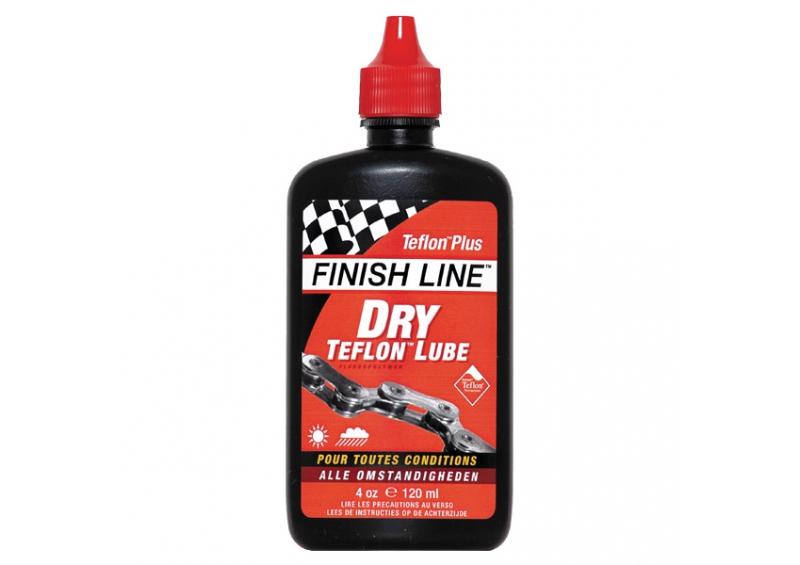 Lubrifiant Téflon Dry 120 ml FINISH LINE