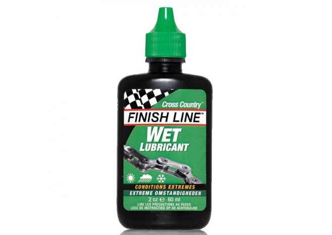 Lubrifiant chaîne Cross Country 60 ml FINISH LINE