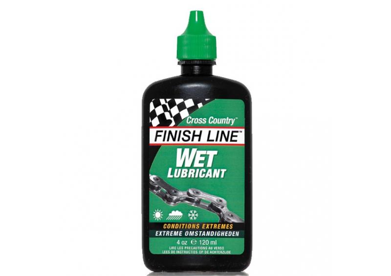 Lubrifiant chaîne Cross Country 120 ml FINISH LINE