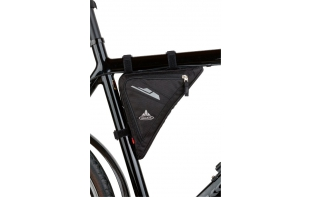 VAUDE Sacoche de cadre Triangle noire