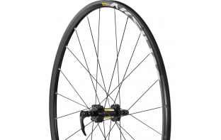 MAVIC Paire de roues Aksium One Disc 6 trous M11 2015