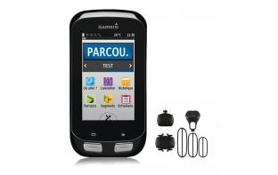 GARMIN GPS EDGE 1000 Bundle