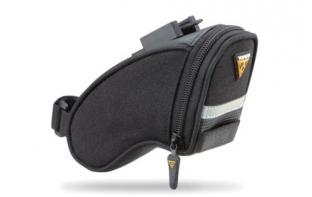TOPEAK Sacoche de selle Aero Wedge Pack Clip Micro