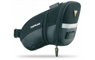 TOPEAK Sacoche de selle Aero Wedge Pack Clip M