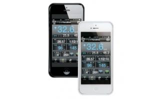 TOPEAK Protection de téléphone RideCase pour Iphone 5