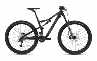 SPECIALIZED Vélo Rhyme FSR Comp 650b 2016