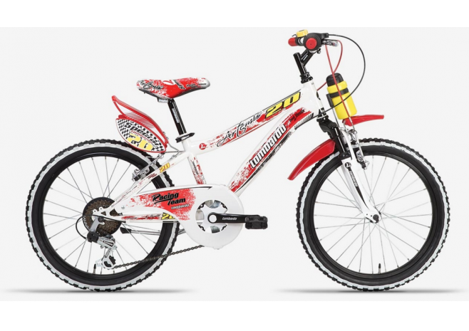 "LOMBARDO vélo enfant Artemis 20"" 6 speed 2016"