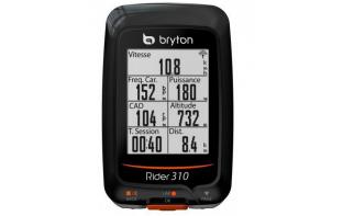 BRYTON gps Rider 310 E