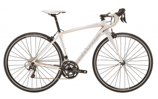 CANNONDALE route Synapse Carbone Tiagra Femme 2016