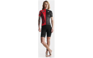 ASSOS maillot manches courtes Capeepic XC EVO7 Femme 2016