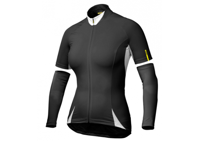 MAVIC maillot manches longues Askium Femme 2016