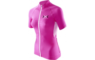 X BIONIC Maillot manches courtes The Trick Femme 2016