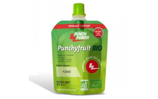 PUNCH POWER Punchy Fruit X6 Pomme
