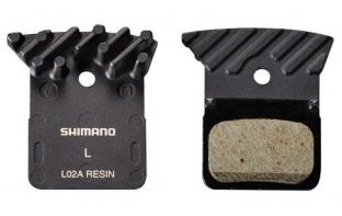 SHIMANO Plaquettes de frein L02A