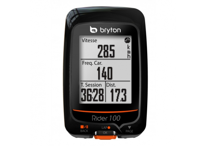 BRYTON GPS Rider 100 H