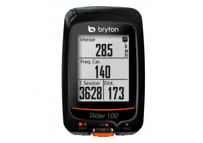 BRYTON GPS Rider 100 C