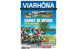 VIARHONA Magazine hors série été 2016 « Du Léman à la Méditerranée »