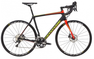 Cannondale Synapse Carbon Disc Ultegra 2017
