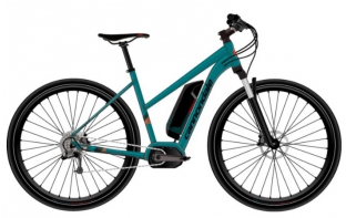 Cannondale vélo électrique Quick Neo Lady 2017