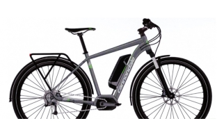 Cannondale vélo électrique Quick Neo Tourer 2017