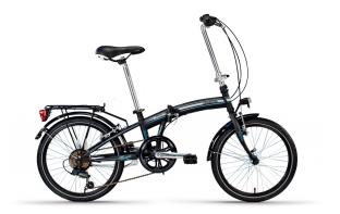 LOMBARDO vélo pliant CAPRI 030