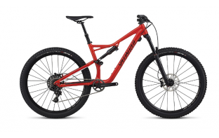 SPECIALIZED StumpJumper FSR COMP 650 2017