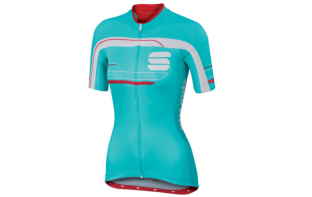 SPORTFUL maillot manches courtes GRUPPETTO Femme 2016