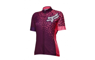 FOX maillot manches courtes SWITCHBACK COMP Femme 2017