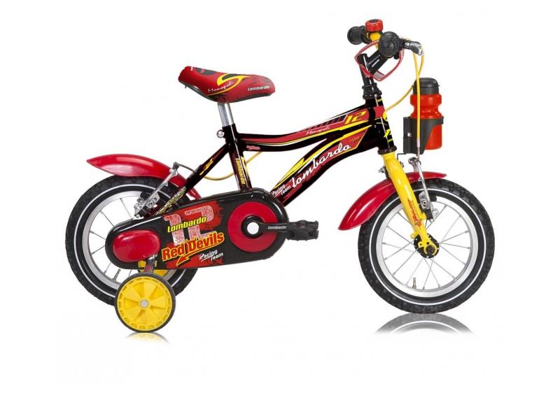 Lombardo vélo enfant Monopoli 12 2016