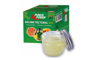PUNCH POWER BAUME PECTORAL BIO 50G
