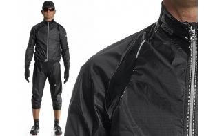 ASSOS veste de pluie RS STURMPRINZ noir