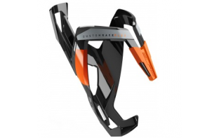 ELITE porte bidon CUSTOM RACE PLUS NOIR/ORANGE