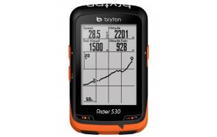 BRYTON GPS RIDER 530 T