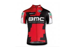 ASSOS maillot vélo équipe pro BMC-TAG HEUER 2017