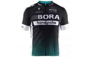 CRAFT maillot vélo équipe pro BORA 2017