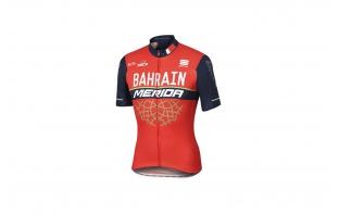 SPORTFUL maillot vélo équipe pro BAHRAIN 2017