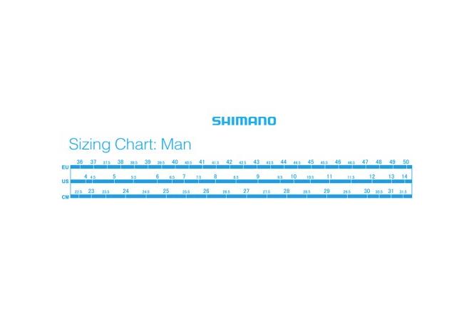 SHIMANO CHAUSSURES XC500 2018