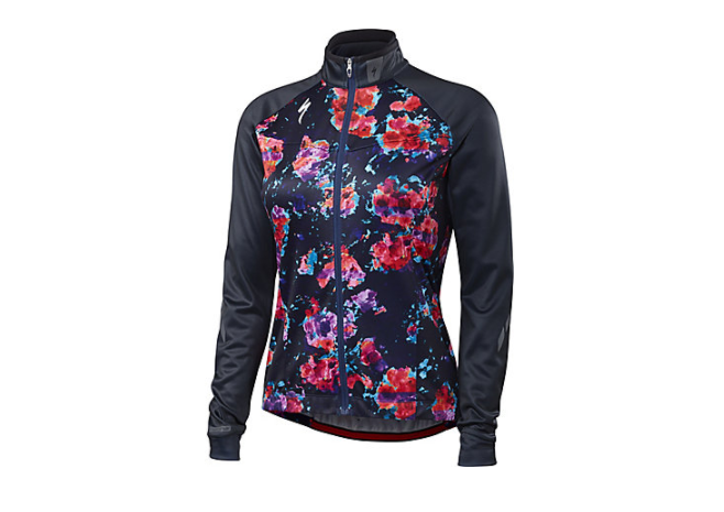 SPECIALIZED MAILLOT MANCHES LONGUES THERMINAL FEMME 2018
