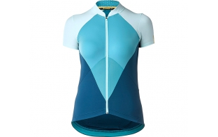 MAVIC MAILLOT MANCHES COURTES SEQUENCE FEMME 2018