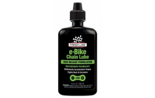 FINISH LINE LUBRIFIANT CHAINE E-BIKE 120ML