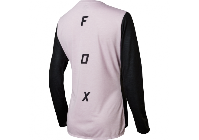 FOX MAILLOT MANCHES LONGUES INDICATOR ASYM FEMME 2018