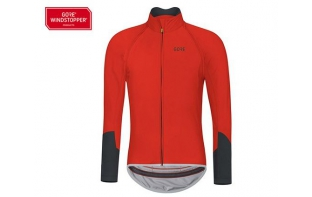GORE VESTE C5 WINDSTOPPER ZIP-OFF 2018