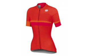 SPORTFUL MAILLOT MANCHES COURTES DIVA FEMME 2018