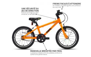 FROG 48 vélo enfant 2018