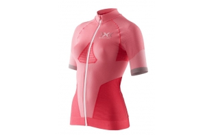XBIONIC MAILLOT MANCHES COURTES RACE EVO FEMME
