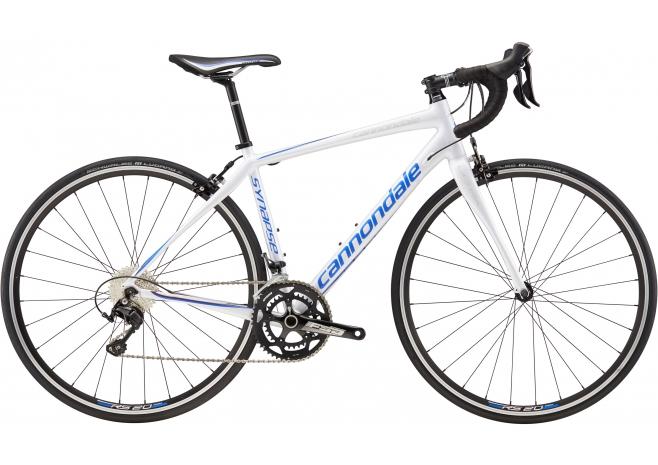 CANNONDALE SYNAPSE ALU 105 FEMME 2017, étudié pour les femmes cyclistes.