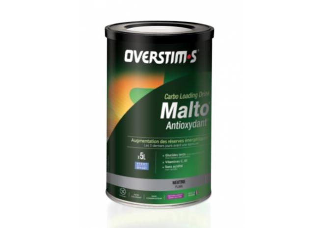 Overstim's Malto Antioxydant 500 gr - parfum au choix