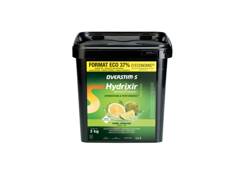 Overstim's Hydrixir Antioxydant 3kg - parfum au choix
