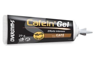 OVERSTIM'S Cafein'Gel Café